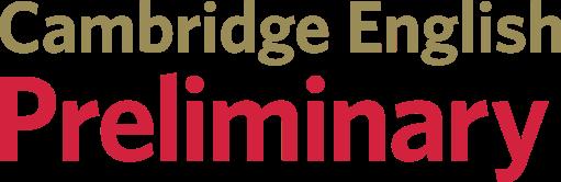 PET preliminary b1 cambridge